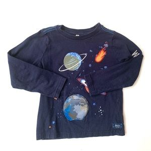 Joules Toddler Boy Space Tee